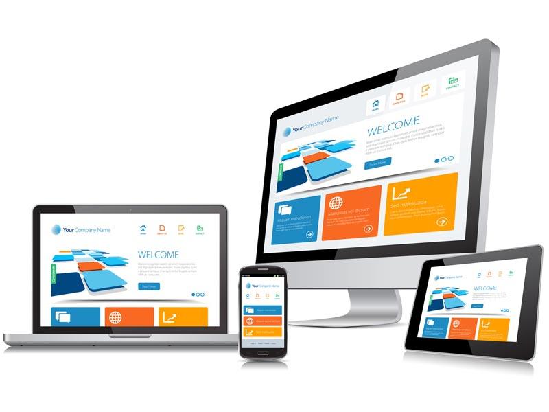 Responsive Website durch fresch-webdesign