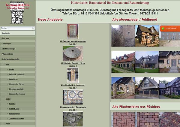 Fachwerk Antik, Korschenbroich