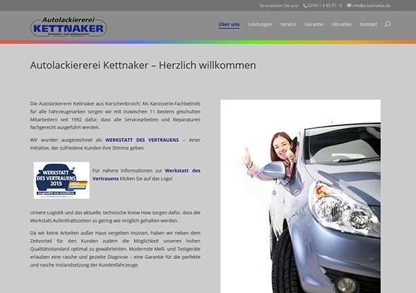 Autolackiererei Kettnaker, Korschenbroich