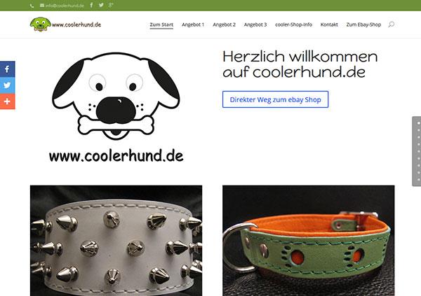 coolerhund, Tierbedarf