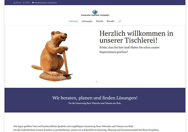Tischlerei Richardt, Korschenbroich