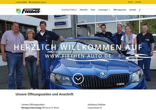 Autohaus Fiethen