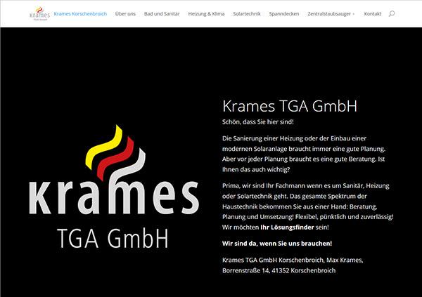 Krames TGA, Korschenbroich