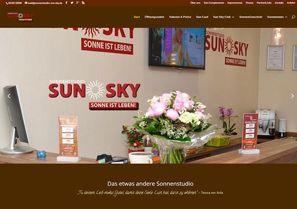 Sonnenstudio Sun Sky, Korschenbroich