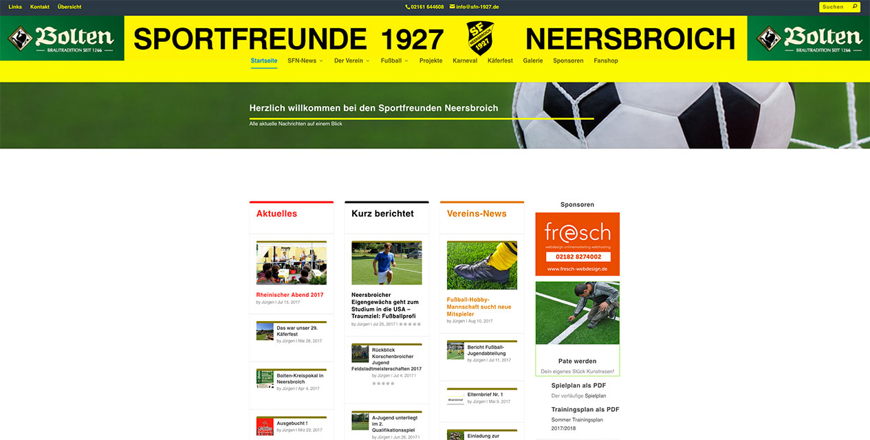 Sportfreunde Neersbroich