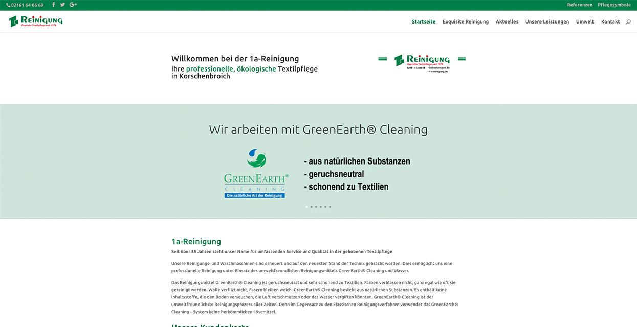 1a-Reinigung, Korschenbroich